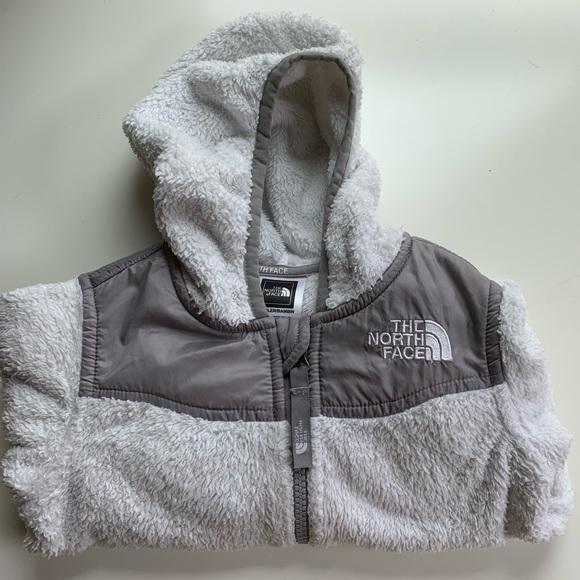 ab5e5591a Toddler North Face fleece